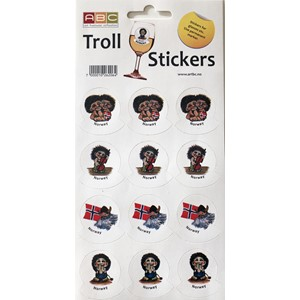 Stickers Troll